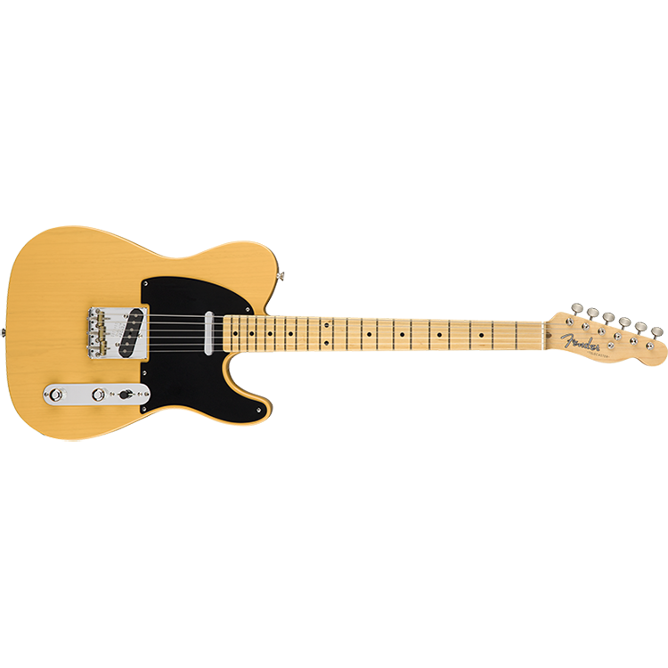 Fender(フェンダー) テレキャスター American Original '50s Telecaster(R) Butterscotch Blondeの商品画像