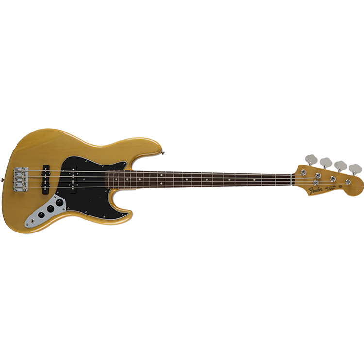 Fender(フェンダー) ジャズベース MIJ Traditional '60s Jazz Bass(R) Vintage Natural